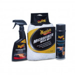 Meguiars Cabriolet & Convertible Kit - kompletní sada na čištění a ochranu střech kabrioletů