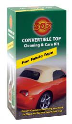 303® Fabric Convertible Top Care Kit impregnace + čistič cabrio