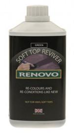 RENOVO SOFT TOP HOOD REVIVER barva na střechy ZELENÁ