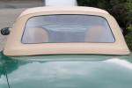 Fiat Barchetta zadní plastové okno na zip čiré