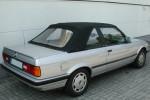 Potah střechy střecha BMW E30 Cabrio BAUR materiál textilní sonnenland černá