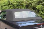 Potah střechy střecha BMW E36 Cabrio materiál textilní sonnenland černá