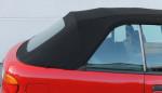 Potah střechy střecha Fiat Punto Cabrio materiál textilní sonnenland černá