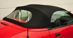 Potah střechy střecha Ford StreetKa materiál textilní sonnenland černá