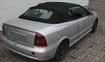 Potah střechy střecha Opel Astra G 2001-2005 materiál textilní sonnenland černá