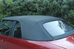 Potah střechy střecha Rover 214 / 216 cabrio materiál textilní sonnenland černá